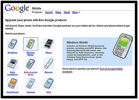 Mobile Goog